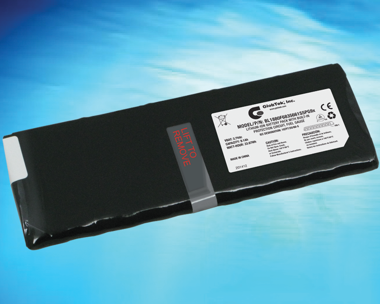 BL1880F6835661S5PG9x is an addition to the growing family of GlobTek's IEC 62133 Certified High-Capacity Battery Packs with the host of Safety, Monitoring and Connecting features.  Beginning May 1st,...