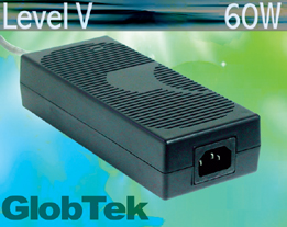 Green Power Supplies Meet Efficiency Level V Requirements 60W
