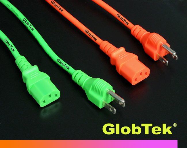 International Power Cordset Go Fluorescent